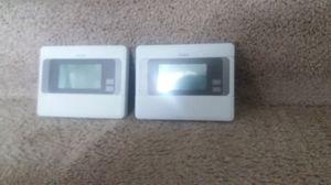 Radio Thermostat (2) Vivint for Sale in Norfolk, VA