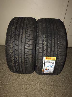 Tires new pirelli p zero asymmetric for Sale in Somerville, MA