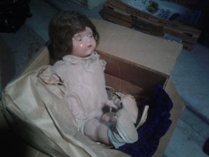 Antique Doll for Sale in Fresno, CA