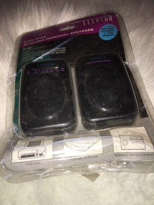 Elektro amplified shielded personal speakers for Sale in Phoenix, AZ
