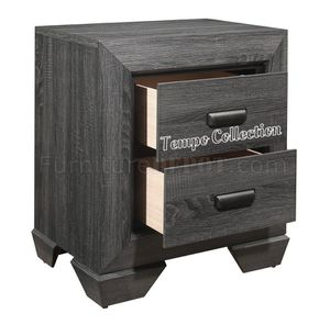 NEW IN THE BOX.HOT SELLER GREY NIGHT STAND. SKU#TC1904GY-NIGHT STAND for Sale in Garden Grove, CA