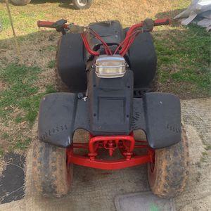 Yamaha Warrior 100cc Atv for Sale in Conyers, GA