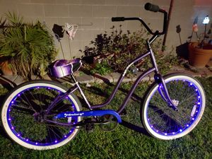 Purple Bliss 3G Beach Cruiser 💜💜🎁 for Sale in HUNTINGTN BCH, CA