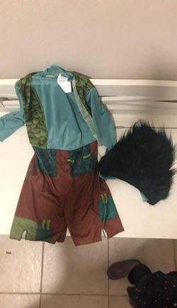 Branch Trolls Costume Size 4-6 for Sale in Portland,  OR
