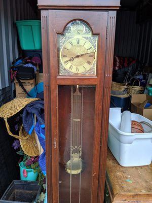 Ridgeway grandfather clock for Sale in Sterling, VA