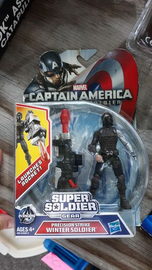 Winter soldier 3.75 inch for Sale in Chicago, IL