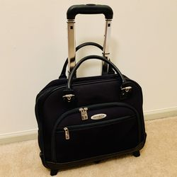 Samsonite Wheeled Briefcase/Carry-On Luggage for Sale in Alexandria, VA