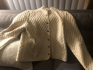 Fabulous condition light jacket for Sale in Lake Forest, CA