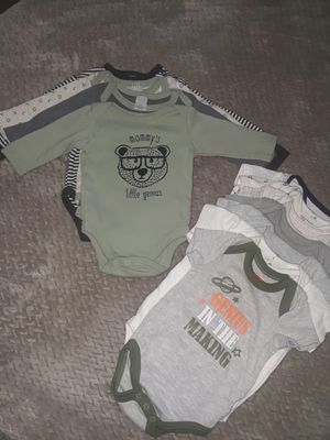 Baby Boy Onesies for Sale in Stockton, CA