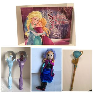 Frozen And Elena Of Avalon Collection for Sale in Miami, FL