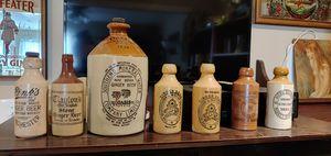 Antique ginger beer bottles for Sale in Henderson, NV