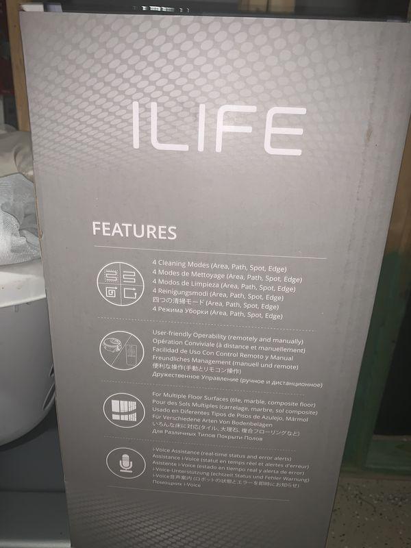 ILIFE Floor Washing Robot (MODEL: W400)