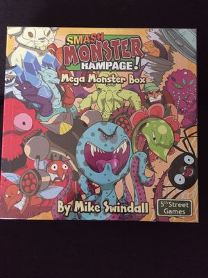 Smash Monster Rampage Board Games for Sale in Tampa, FL
