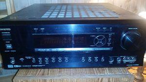 Onkyo SR800 7.1 Surround Receiver for Sale in Garden City, MI