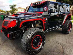 2015 JEEP WRANGLER RUBICON 4x4 6 SPD MANUAL for Sale in San Diego , CA