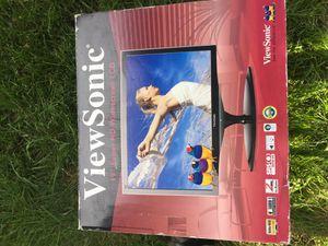 """19"""" súper hd widescreen LCD computer monitor for Sale in Santa Cruz, CA"""