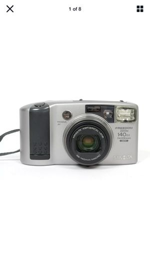 Minolta Freedom Zoom 140EX date 35mm film camera for Sale in Syosset, NY