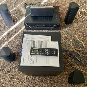 Onkyo 5.1 Home Theater System for Sale in Anaheim, CA