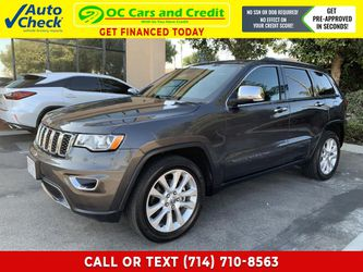 2017 Jeep Grand Cherokee for Sale in Garden Grove,  CA