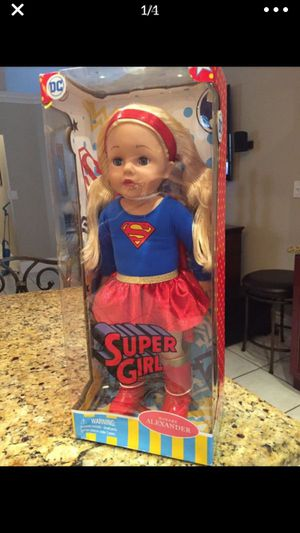 Madame Alexander Super Girl Collectible Doll for Sale in Hialeah, FL