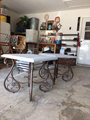 Newly Refurbished end tables for Sale in Sebring, FL