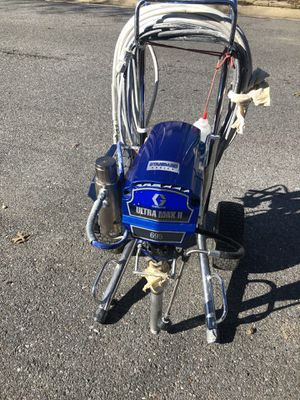 Graco paint sprayer for Sale in Chantilly, VA