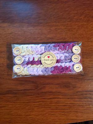 3/$15 Soft Mask Ear Saver - Purple Amethyst for Sale in Anaheim, CA