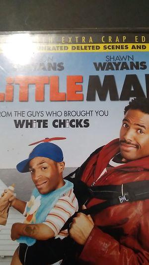Little man dvd price negotiable for Sale in Sprouses Corner, VA