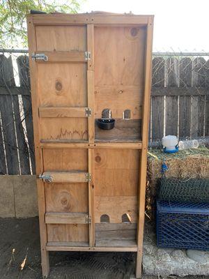 Chicken Coop/ Haula Para Gallos for Sale in Fontana, CA