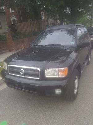 03 Nissan Pathfinder 4x4. 10WR. 180.000. Need work for Sale in Washington, DC