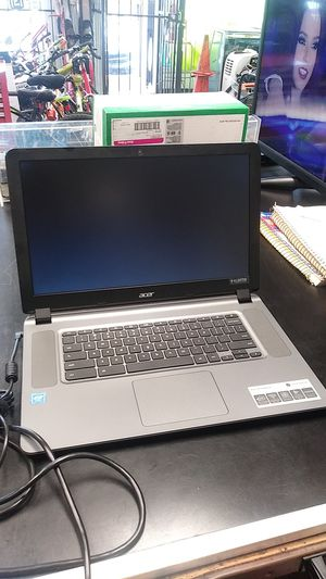 Acer Chromebook 15 2019 model for Sale in Pembroke Park, FL