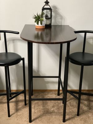 3 Pc Pub Height Dining Set for Sale in Aloha, OR