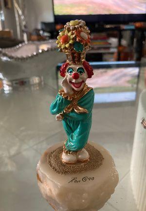 Ron Lee Happy Clown for Sale in Boca Raton, FL