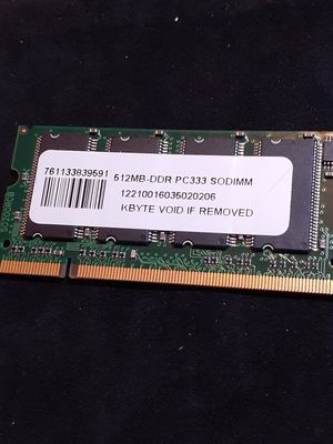 512mb ram for Sale in Council Bluffs, IA