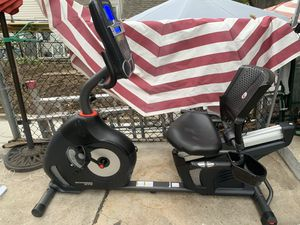 Schwinn 270 Recumbent Bike for Sale in Quincy, MA