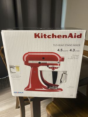 KitchenAid Ultra Power Plus 4.5qt Tilt-Head Stand Mixer - KSM96 for Sale in Roseville, CA