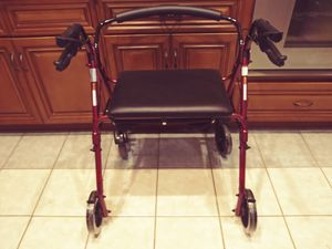 4-Wheel Rollator for Sale in Norco, CA