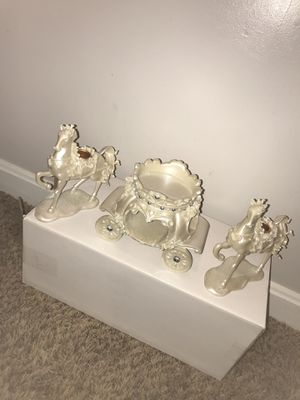 Unity candle holder set for Sale in Dundalk, MD