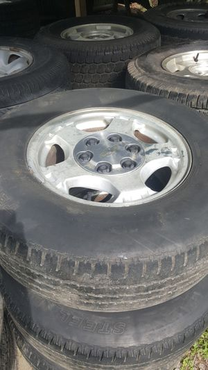 Tire and rim set for Sale in Pineville, LA
