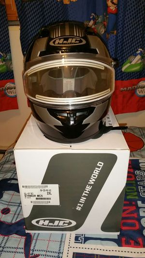 Mens HJC Snowmobile Helmet for Sale in Worcester, MA