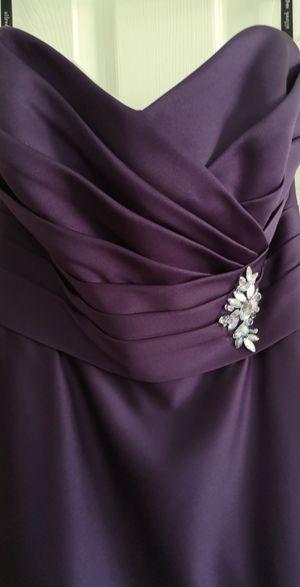 Size 8. Beautiful prom graduation dress gown for Sale in Atlanta, GA
