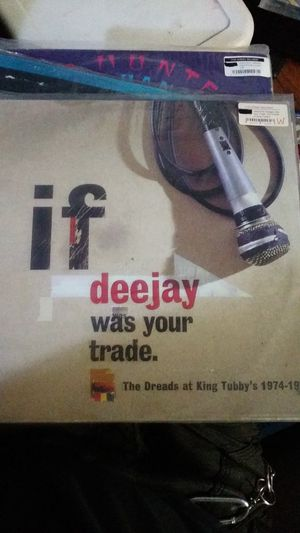 """2-12"""" Records - The Dreads at King Tubby's 1974-1977 (If deejay was your trade) for Sale in Las Vegas, NV"""