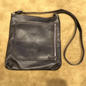 Leather crossbody messenger bag for Sale in Sumner, WA