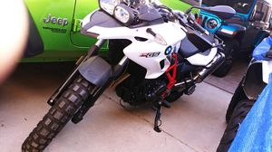 2017 BMW f700gs motorcycle 33 miles for Sale in Boulder City, NV
