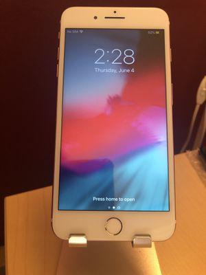iPhone 7 Plus unlocked (desbloqueado) 128gb for Sale in Ocoee, FL