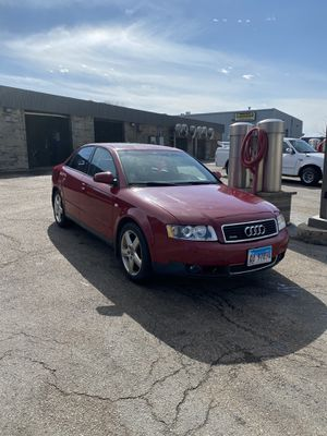 Audi A4/open to trades for Sale in VLG OF LAKEWD, IL
