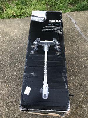 Thule Helium Aero 3 Hitch Mount Bike Rack for Sale in Arlington, VA