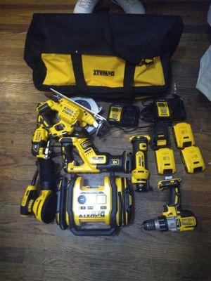 DEWALT Power Tool Combo Kit for Sale in Boise, ID