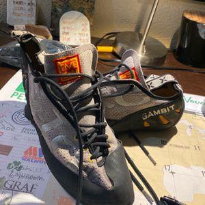 Gambit Climbing Shoes 11 1/2 Men's for Sale in Las Vegas, NV