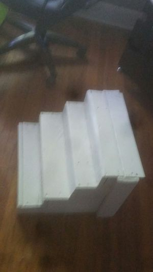 Doggy stairs for your bed for Sale in Saint Joseph, MO